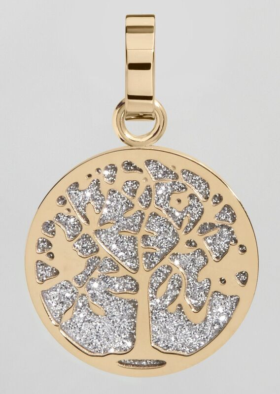 Sparkling tree of life pendant gold aussiebling sparkling tree of life pendant gold aloadofball Image collections