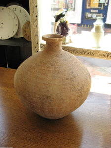 An Antique Oriental Excavated Pot