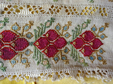 A 19th Century Greek Dodecanese Island Embroidery