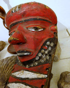 A Rare Pende Mask, Democratic Republic of the Congo
