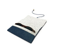 The Wrap - Soft Case (Dark Blue)