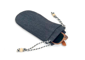 The Bowtie - Soft Case (Denim)