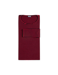 101 NPS Stripes, Red/Black