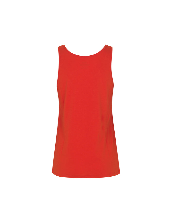 Organic Favorite Topsa, Warm red