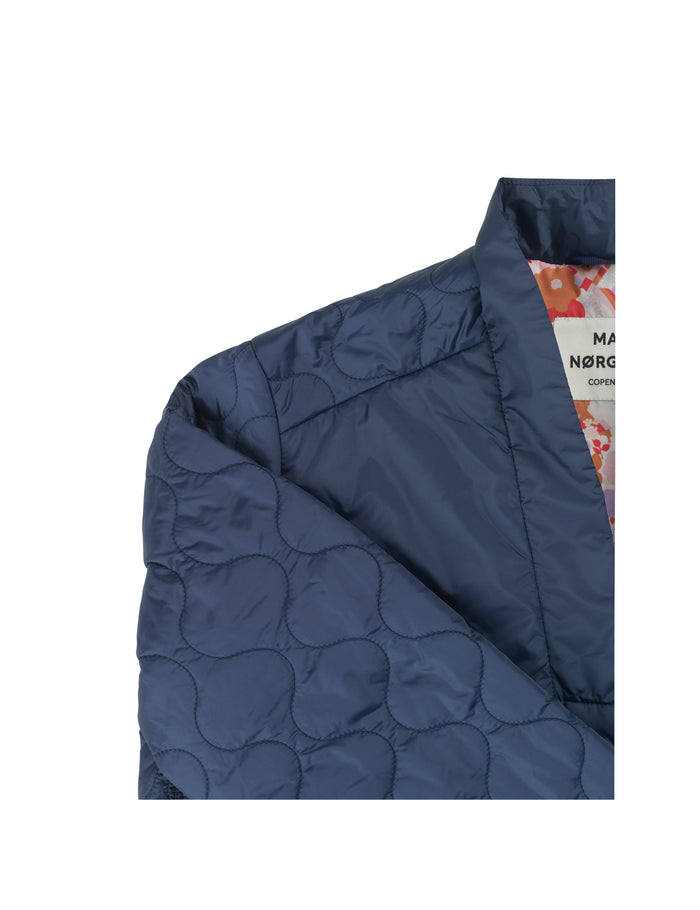 Shiny Quilt Chillina, Navy