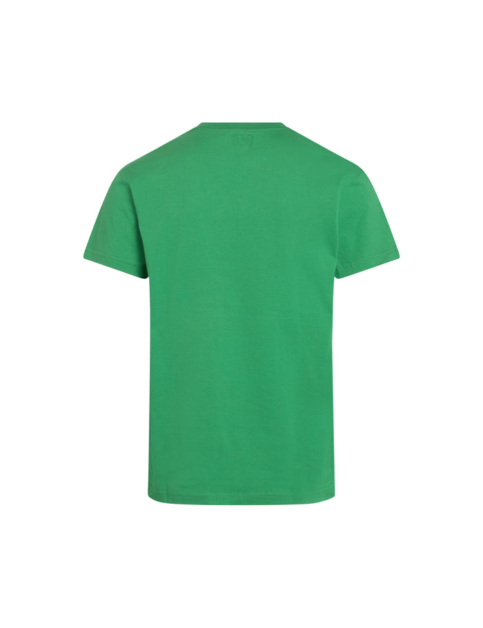 Printed Tee Thor Peace, Bright Green