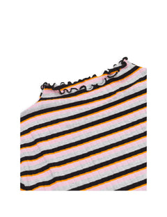 5x5 Dream Stripe Trutte Short, Rose Multi