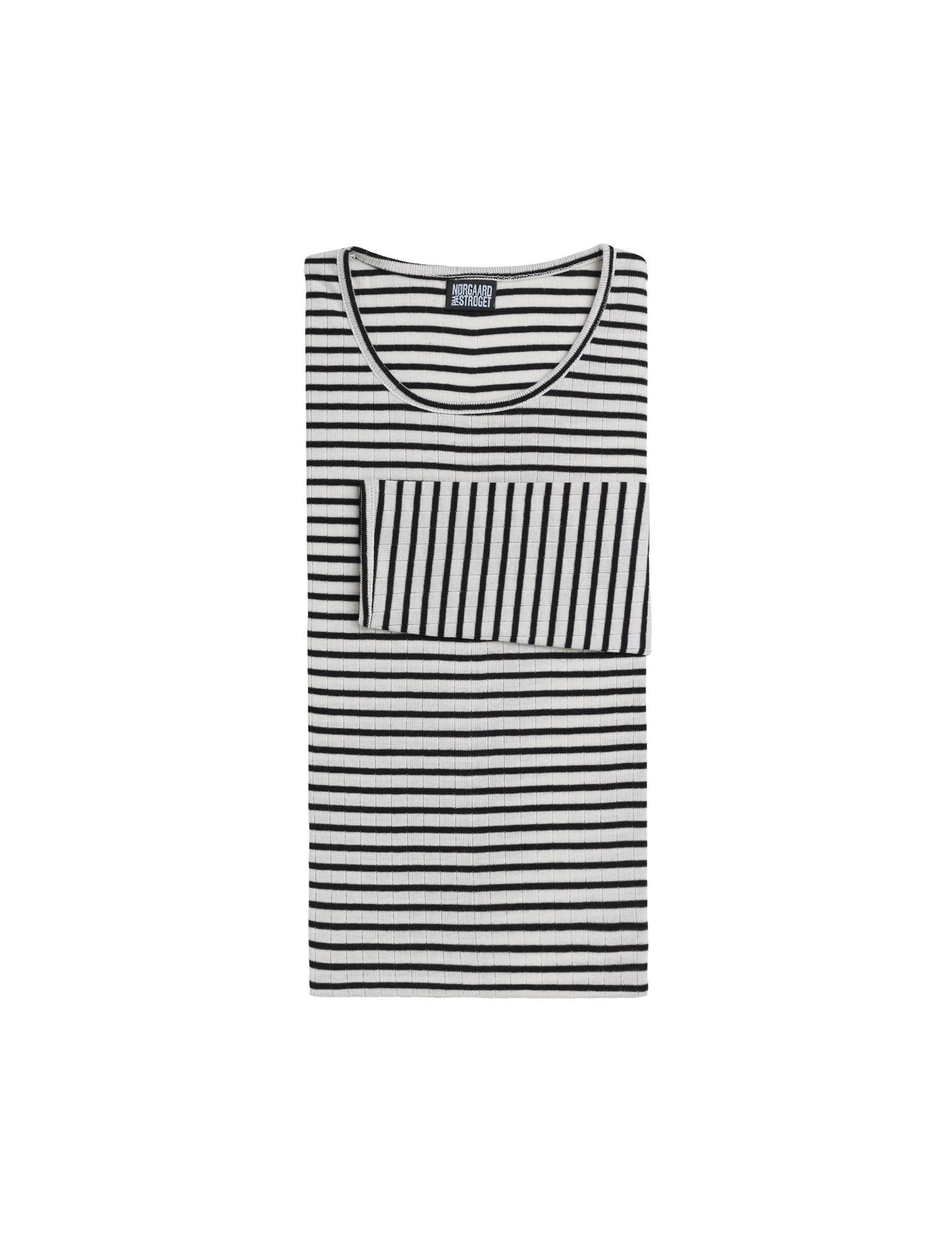 101 NPS Stripes, Ecru/Black