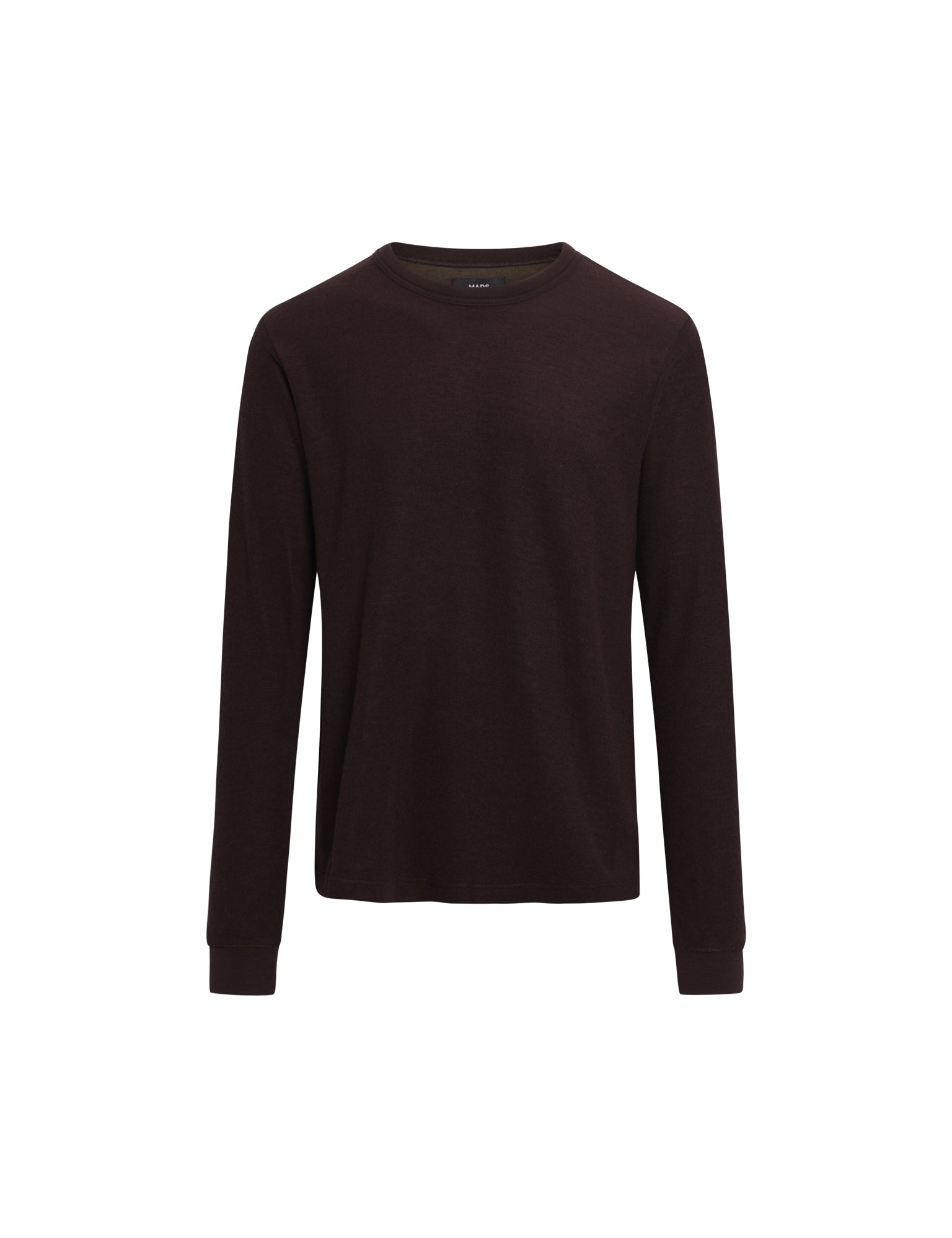 Wool Jersey Twin LS, Demitasse