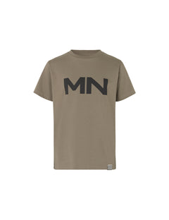 Printed Tee Thorlino, Morel
