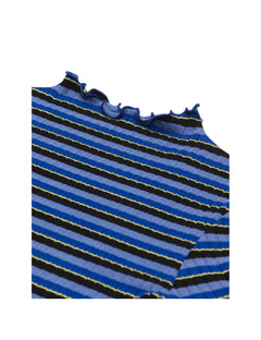 5x5 Sparkle Stripe Trutte, Blue Multi