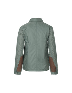 Bomber Nylon Chrissa, Alpha Green