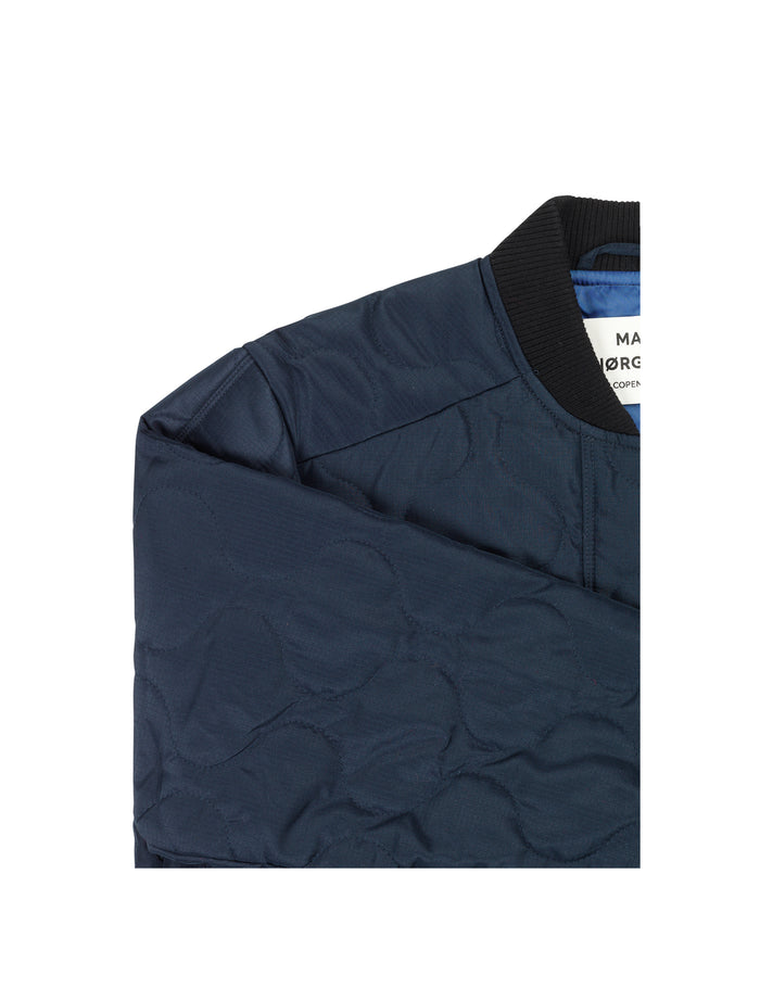 Ripstop Quilt Campy, Navy