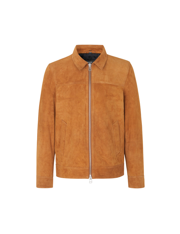 Leather Jusuf, Cognac