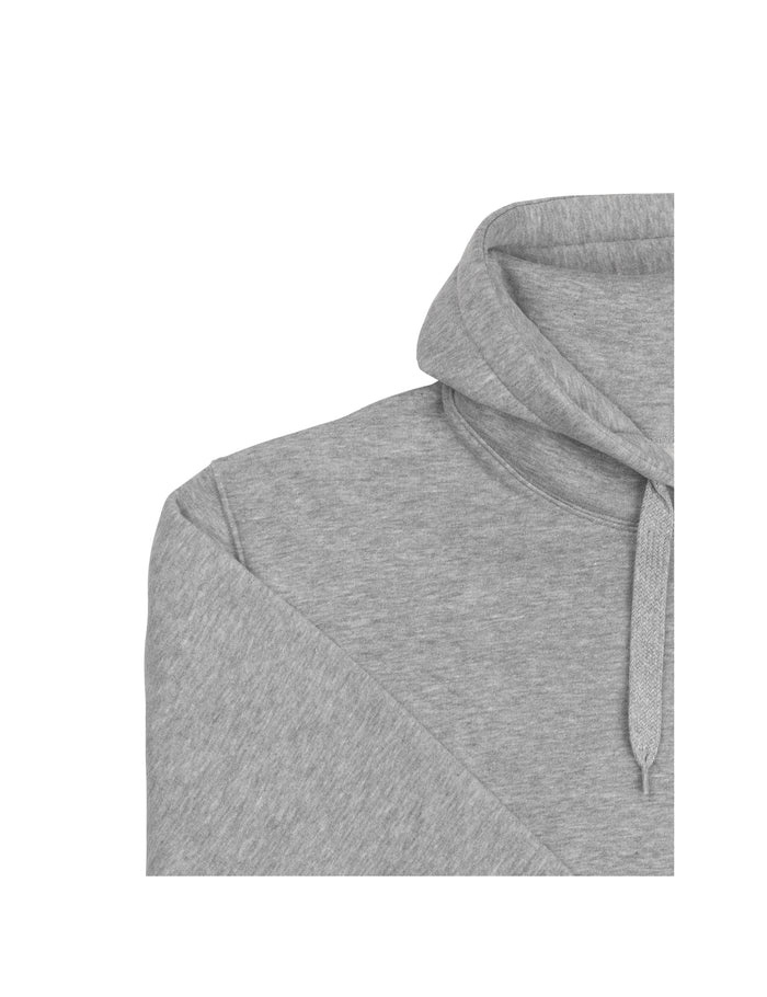 Badge Sweat Spet, Grey Melange