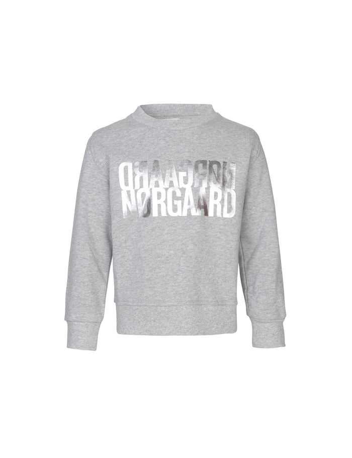 Organic Sweat Talinka, Grey Melange