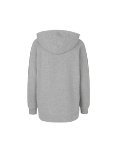 Organic sweat Seally Flock, Grey Melange