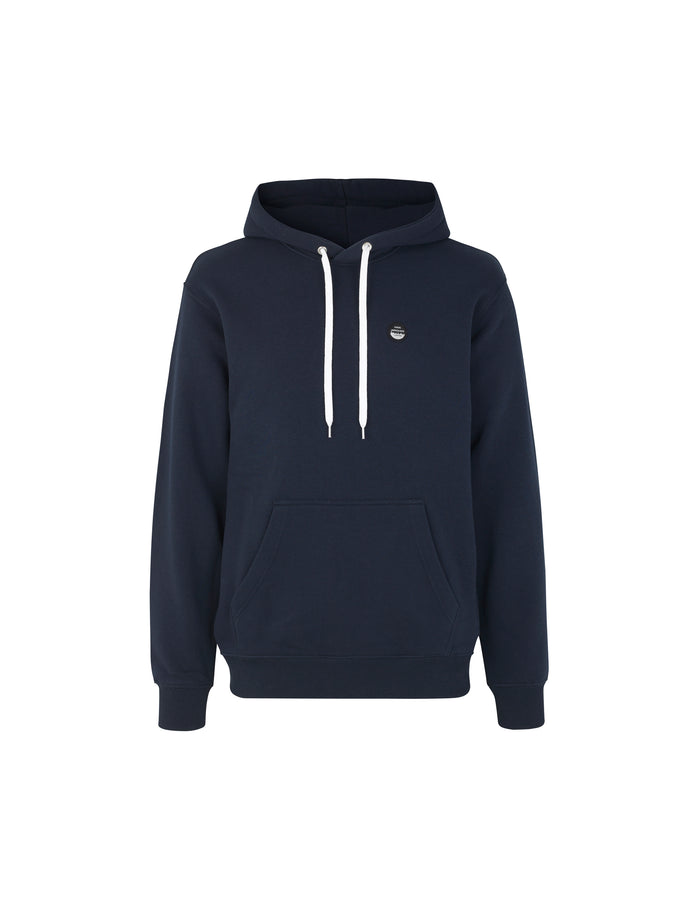 New Standard Hoodie Badge, Sky Captain