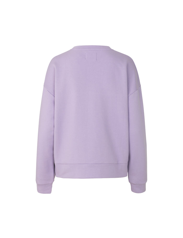 Eco Bold Sweat Tilvo E, Bright Purple