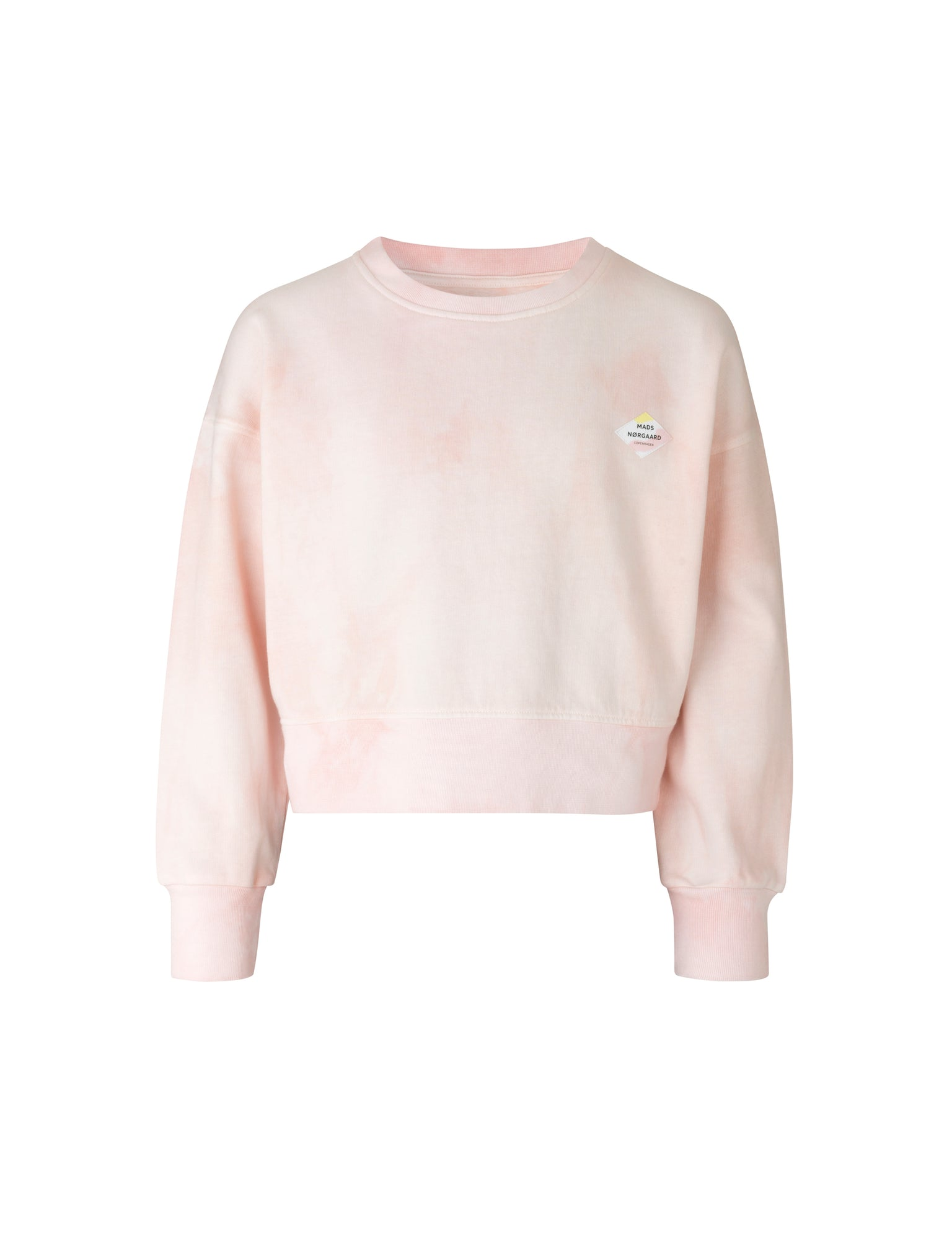 Organic TND Sweat Tilina, Soft Rose