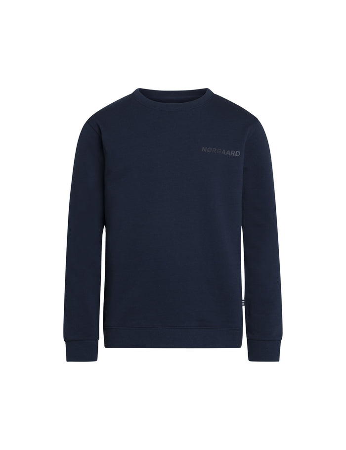 Organic Sweat Solomino, Navy