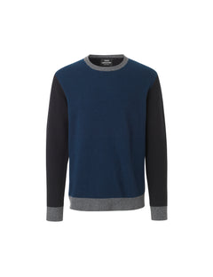 Firenze Kenny Contrast, Navy/Black/Charcoal Mel