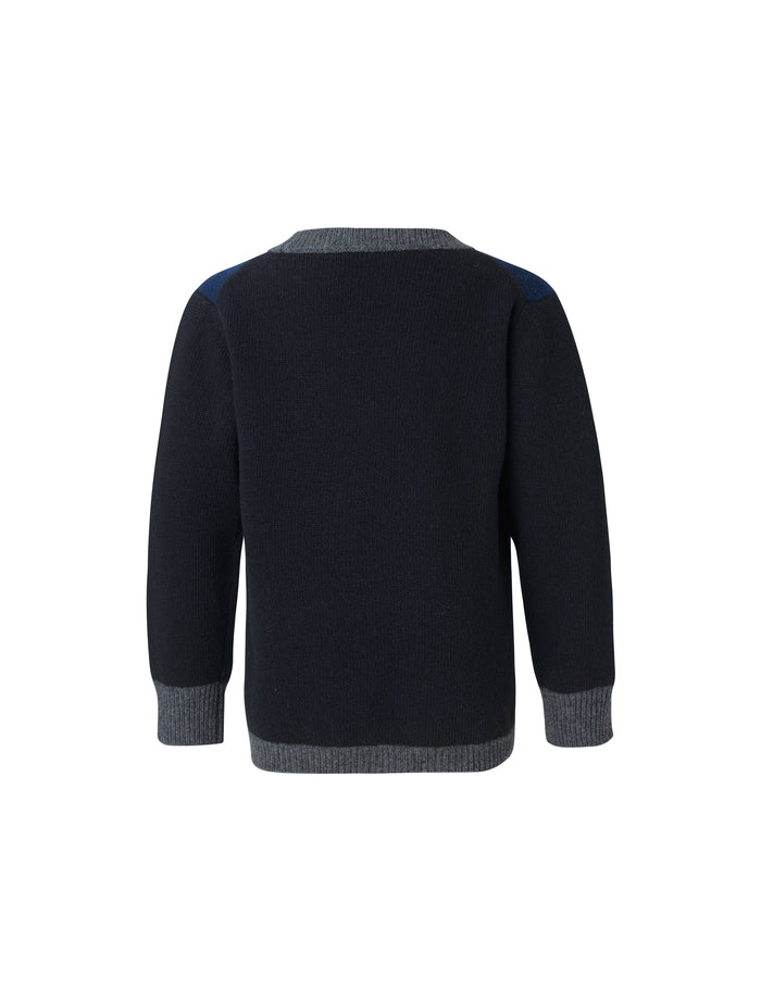 Firenze Kennyno Contrast, Navy/Black/Charcoal Mel