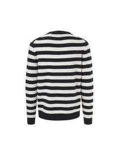 Sola Kenny Stripe, Black/White
