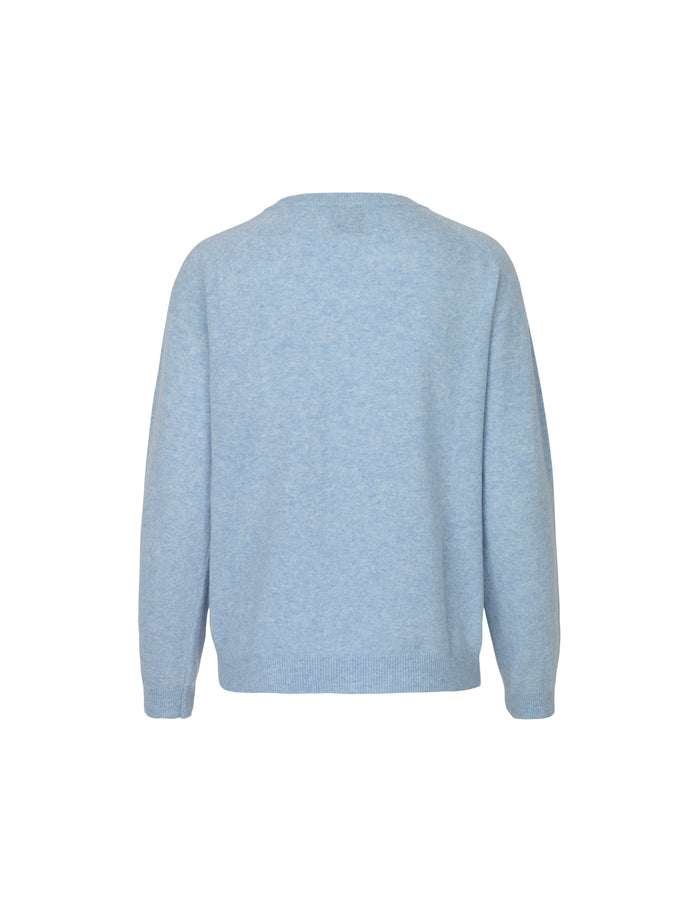 Cosy Wool Kaxa V, Light Blue Melange