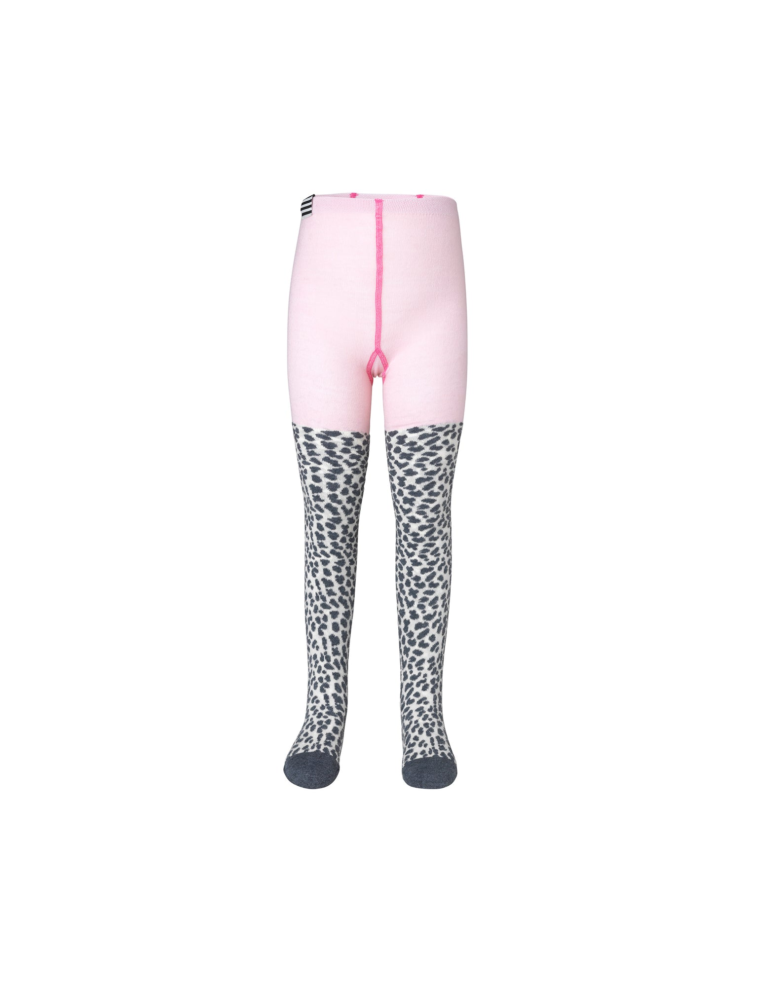 Animal Wool Tights, Ecru