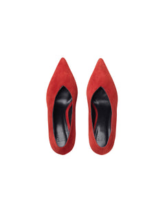 Suede Alaine, Red