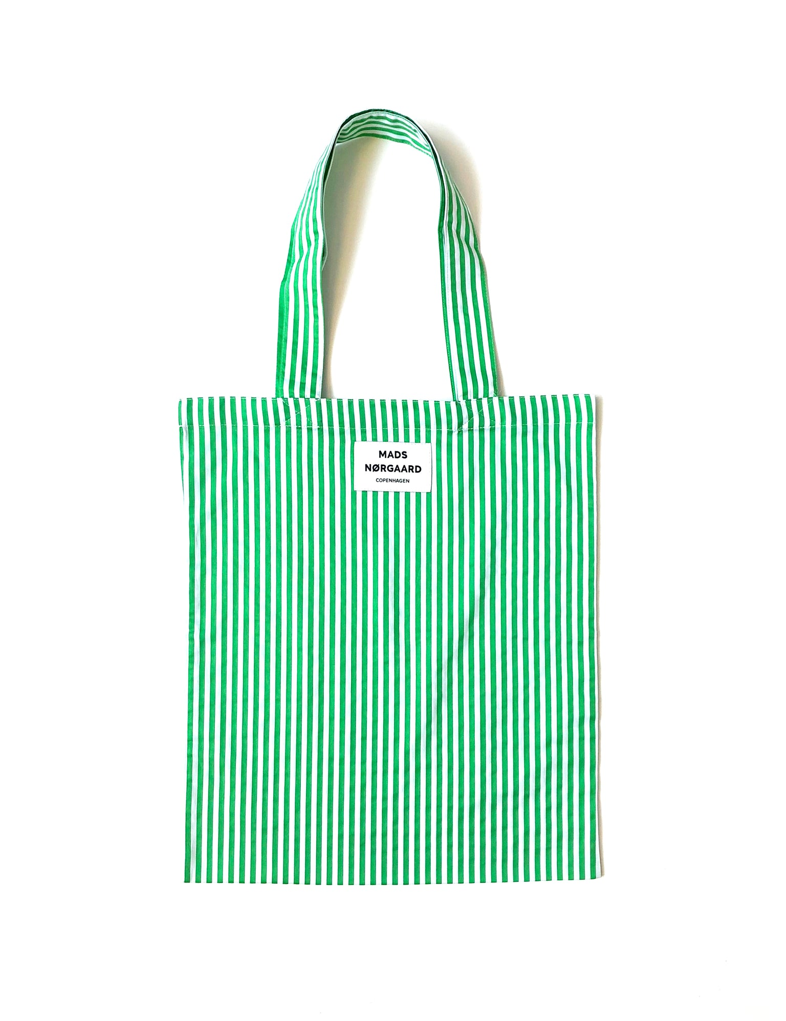 Soft Stripe Atoma, Green/White