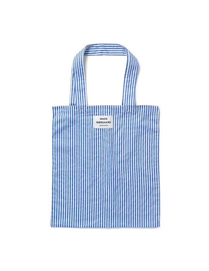 Soft Stripe Atoma, Blue/White