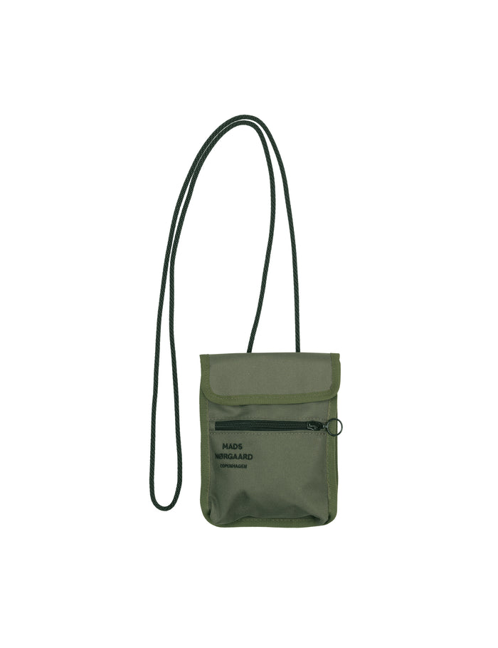 Matt Canvas Alp, Rifle Green