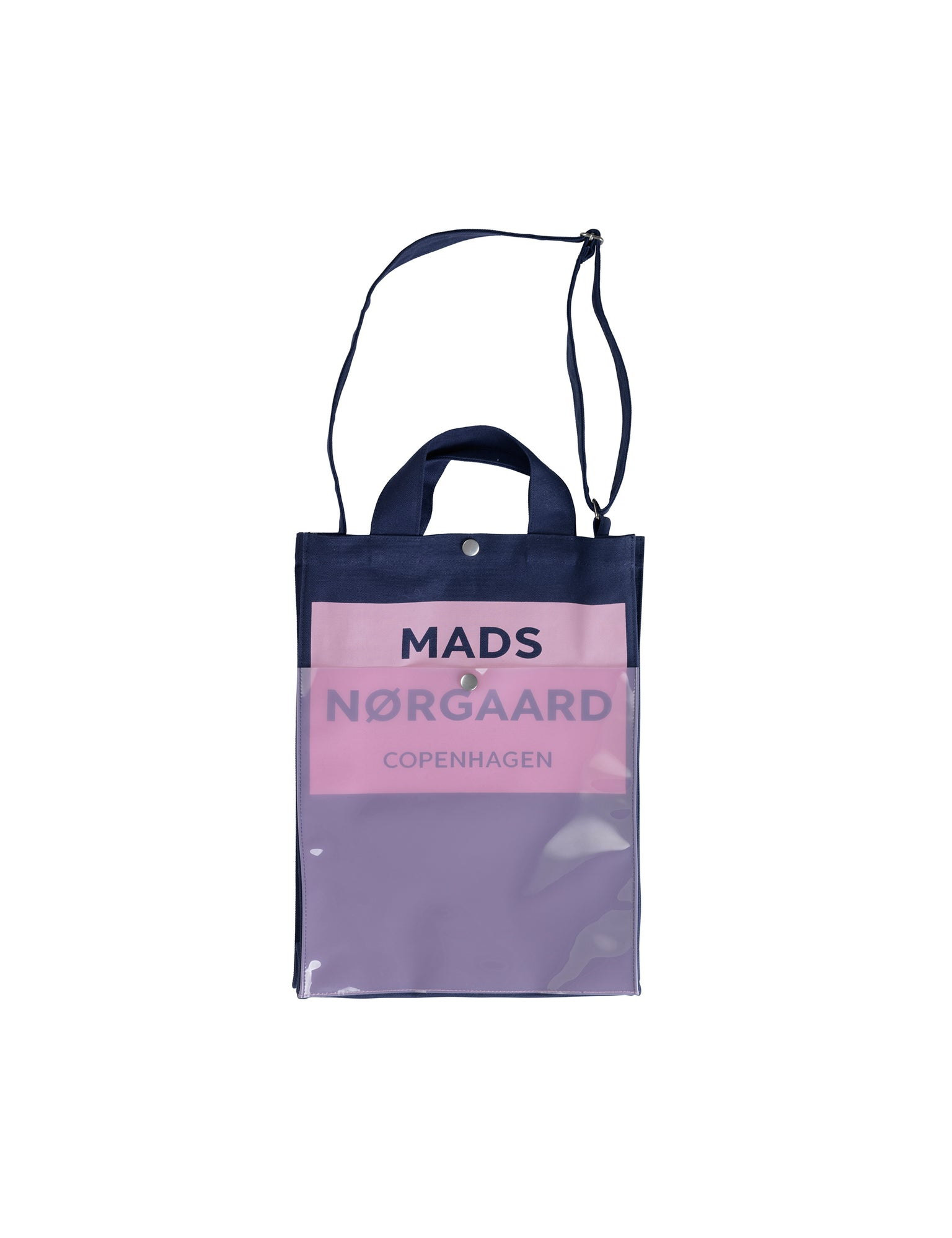 Töte Bag R, Dark Navy/Soft Rose