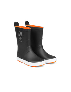 TxMN Rubber Boot, Black