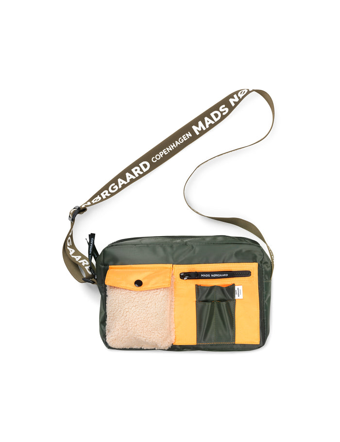Bel Couture Cappa Cargo, Army/Orange