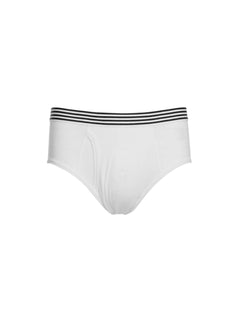 Super Lycra Briefs, White