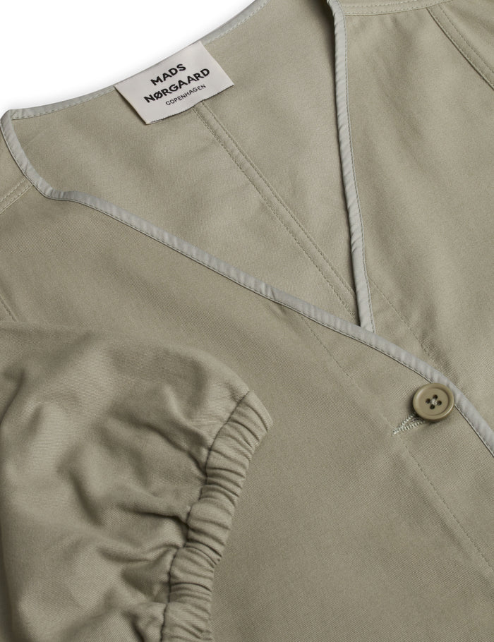 Twill Blend Darlia, Light Army