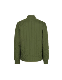 Quilted Rip Stop Jonas, Rifle Green