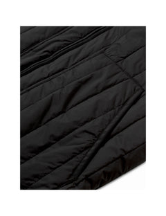 Quilted Rip Stop Jonas Vest, Black