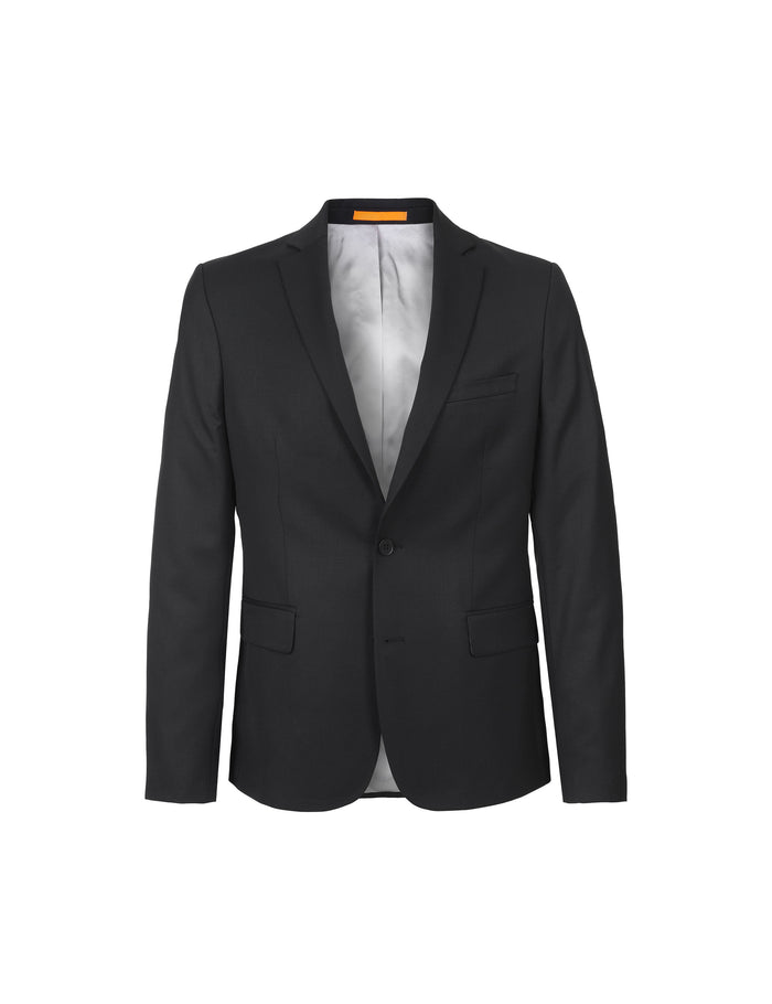Wool Twill Brother, Black