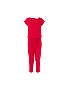 Crepe georgette Cavi, Red