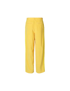 Wide Wale Prue, Yellow