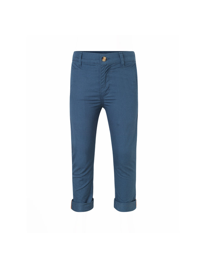 Fine Twill Pylano, Dark Denim