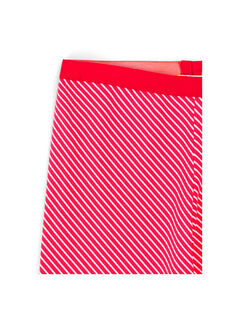 Stretch Boutique Lizippa, Red/Ecru