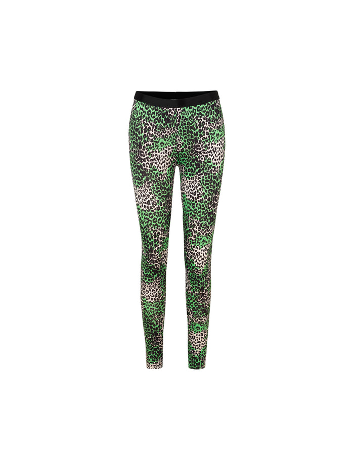 Stretch Boutique Lizippa, Green Animal