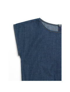 Soft Organic Denim Cavi, Rinse 19.3