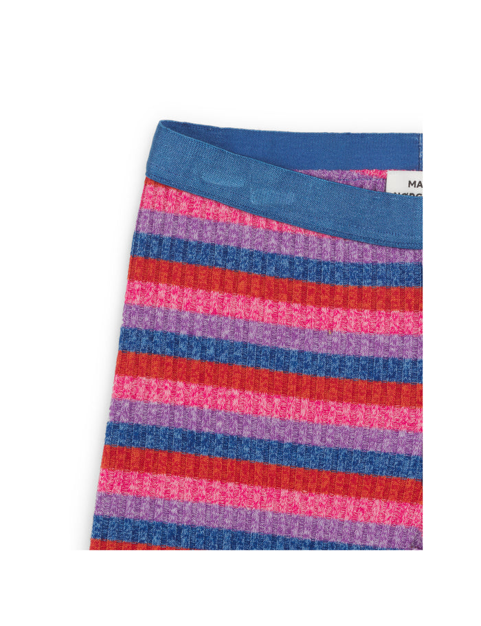 Super Stripe Lonina, Multi Red
