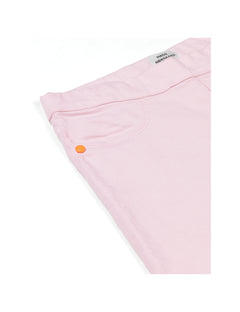 Coloured Stretch Pinsa, Soft Pink